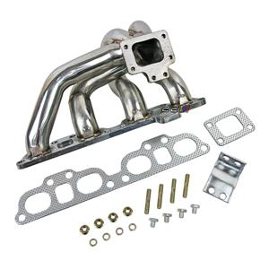 Low Mount Turbo Exhaust Manifold For NISSAN Silvia S13 S14 S15 200SX SR20DET RWD