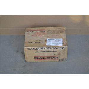 Baldor 3/4 HP Motor, 3Ph, 208-230/460V, 1150 RPM, 56H Frame, 60Hz, 35K850Q175G1