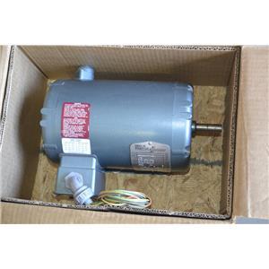 Baldor 3/4 HP Motor, 3Ph, 208-230/460V, 1150 RPM, 56H Frame, 60Hz, 35K850T174G1