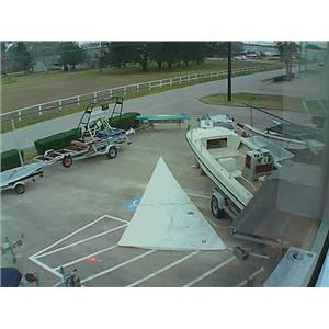 Jib w Luff 28-5 from Boaters' Resale Shop of TX 1701 2524.91
