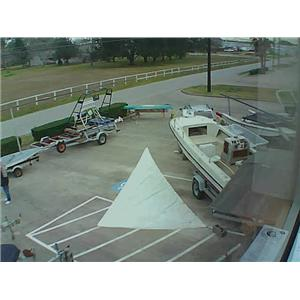 Jib w Luff 26-3 from Boaters' Resale Shop of TX 1701 1545.91