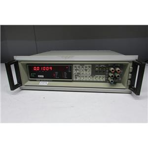 Fluke 8505A DIGITAL MULTIMETER, Opt 02A, 03, 05