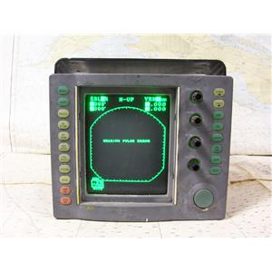 Boaters Resale Shop of TX 1702 4101.04 RAYTHEON R10XX RADAR DISPLAY M92569 ONLY