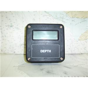 Boaters Resale Shop of TX 1701 1125.24 B&G DEPTH REPEATER DISPLAY ONLY