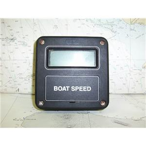 Boaters Resale Shop of TX 1701 1125.25 B&G BOAT SPEED REPEATER DISPLAY ONLY