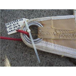North Sails Jib w Luff 51-7 from Boaters' Resale Shop of TX 1103 2333.02
