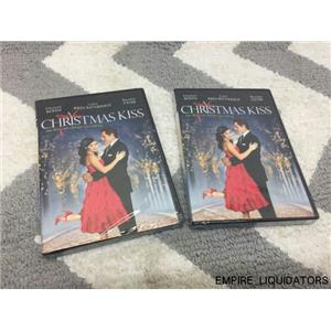 Lot of 2 BRAND NEW A Christmas Kiss [DVD] Widescreen 16:9 / 88Mins / Color