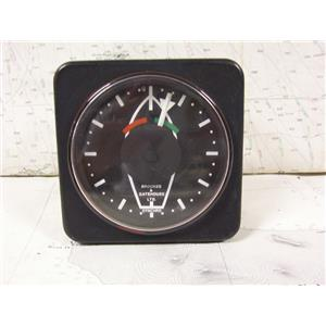 Boaters Resale Shop of TX 1701 1125.42 B&G SYNCHRO ANALOG WIND ANGLE DISPLAY