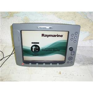 Boaters' Resale Shop of TX 1702 0524.02 RAYMARINE CLASSIC E120 MULTI NAV DISPLAY