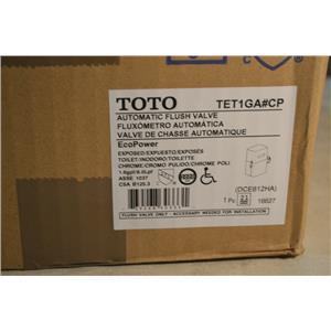 TOTO TET1GA-CP 1.6 GPF EcoPower Toilet Flush Valve