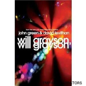 Will Grayson, Will Grayson [Book] - HARDCOVER by John Green, David Levithan