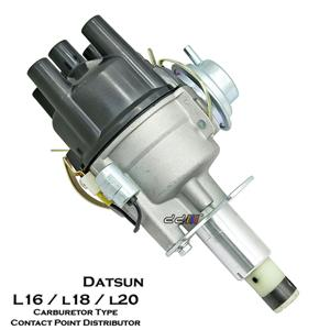 Contact Point Ignition Distributor For Datsun L16 L18 L20 710 720 810