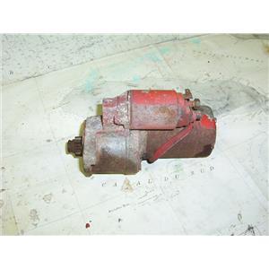 Boaters Resale Shop of TX 1702 1457.05 WESTERBEKKE DIESEL STARTER ASSEMBLY ONLY