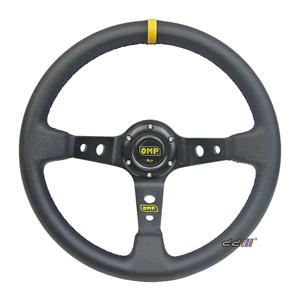 350mm PVC Leather Deep Dish Racing Steering Wheel Can Fit MOMO SPARCO Boss Kit