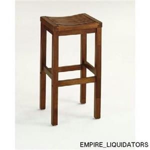 """UNUSED - Home Styles Canaveral 24"""" Bar Stool MODEL 88563688 - Cottage Oak"""