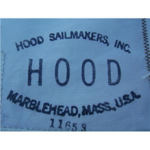 Hood Miter Cut Jib w Luff 48-10 from Boaters' Resale Shop of TX 1702 1727.93