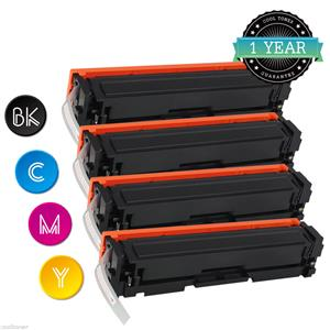 HP CE400 CE401 CE402A CE403A 507A TONER SET HP COLOR LASERJET M551 M575 -NEW-