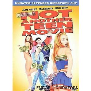 Not Another Teen Movie [Unrated Extended Director's Cut] [DVD] [Eng/Fre] [2001]