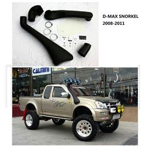 4WD Snorkel Kit for Isuzu D-Max DMAX D MAX and Holden Rodeo RA 4X4 FREE SHIPPING