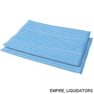 NEW - Haan UltraClean 2-Pack Microfiber Pads (Blue) Model RMF-2X