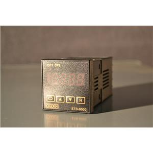OGDEN DIGITAL THERMOSTAT TEMPERATURE CONTROLS ETR-9000