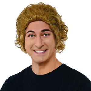 Willy Wonka & the Chocolate Factory: Willy Wonka Adult Costume Wig
