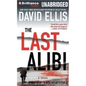 Brand New - The Last Alibi Audio Book (Jason Kolarich Series #4) David Ellis -A