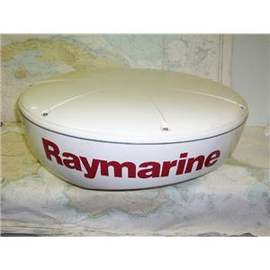Boaters' Resale Shop of TX 1703 0144.05 RAYMARINE RD424 4KW RADOME E52067 ONLY