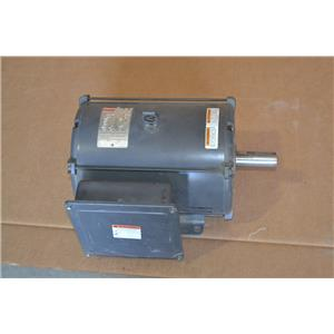 Dayton 7.5 HP, 1Ph, 1740 RPM, 230V, Electric Motor, 5K677BB