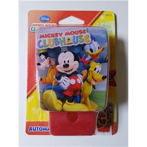 NEW Disney Mickey Mouse Clubhouse Automatic LED Night Light