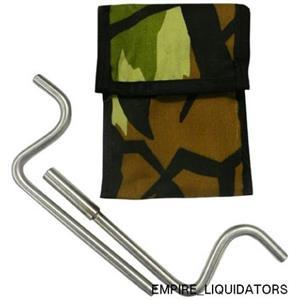 New Archery Brisket Stainless Steel Brace Spreader Model 60-328 -A