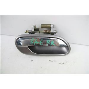 JDM Honda Odyssey RA6 RA7 RA8 RA9 2000-03 Rear Right RHS Door Handle Silver
