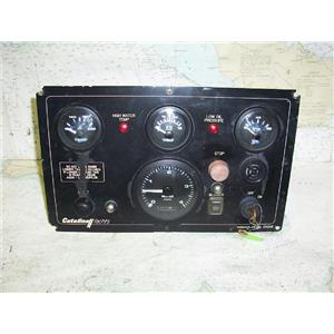 Boaters' Resale Shop of TX 1703 0725.05 CATALINA YACHTS YANMAR ENGINE PANEL