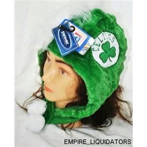 NEW W/ TAGS - NBA Boston Celtics 2012 Mohawk Short Thematic Hat, Green -A