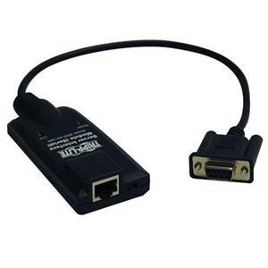 TRIPPLITE B055-001-SER Tripp Serial Server Interface Module - KVM extender -A