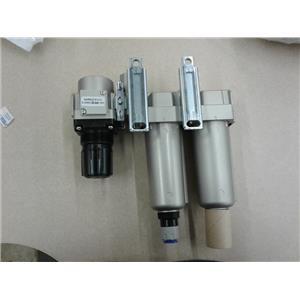 Smc AF30-03C-2 Filter, Modular, Af Mass Pro
