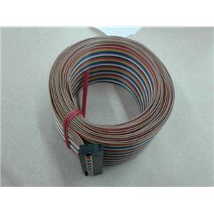 Keyence OP-26505 I/O Cable, 3M, 40 Pin, Female
