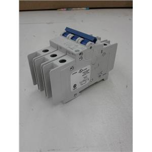 Allen Bradley 1489-M Ac Circuit Breaker, 3 Pole Unit