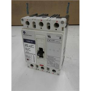 Allen Bradley 140M-I8 Motor Circuit Protector, 30A 3P, 600Vac, 250Vdc