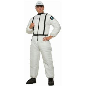 Forum Novelties Mens Space Explorer Astronaut Adult Costume Standard Size