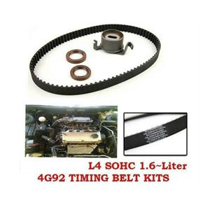 OEM Timing Belt Kit For Mitsubishi Mirage Colt CA4A 1.6L SOHC 4G92 4CYL L4