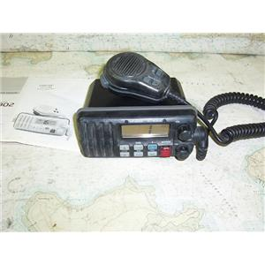 Boaters' Resale Shop of TX 1703 1441.02 ICOM IC-M302 MARINE VHF RADIO & MANUAL