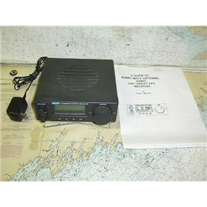 Boaters' Resale Shop of TX 1703 1444.01 SI-TEX MARINE HF3/HF3M RECEIVER & MANUAL