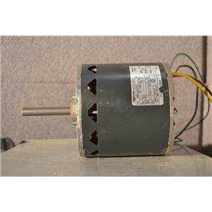 A.O.Smith 1/2 HP Furnace BLOWER MOTOR,  1Ph, 1075 RPM, 460V, F48SQ6V57