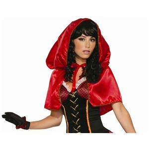 Forum Novelties Little Red Riding Hood Cape Costume Accessory