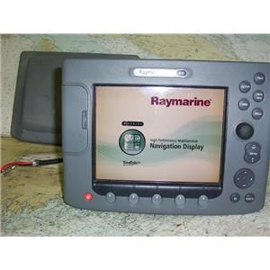 Boaters' Resale Shop of TX 1703 2772.02 RAYMARINE CLASSIC E80 NAV DISPLAY E02011