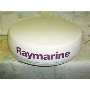 "Boaters Resale Shop of TX 1703 2772.07 RAYMARINE M92652-S 4KW 24"" RADOME ONLY"