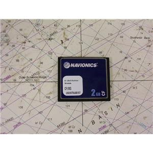 Boaters' Resale Shop of TX 1703 2772.11 NAVIONICS CF/1XG CHART USA & N. BAHAMAS