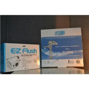 "Zurn Automatic Flush Valve, Toilet Fixture Type, 1"" Inlet"