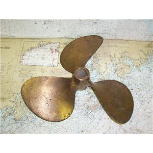 Boaters' Resale Shop of TX 1703 2752.01 CHRIS CRAFT STREAMSTYLED 3 BLADE LH PROP